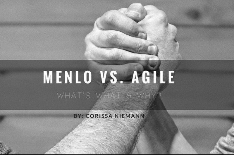 Menlo vs. Agile Methodologies: How Did The Differences Come To Pass?