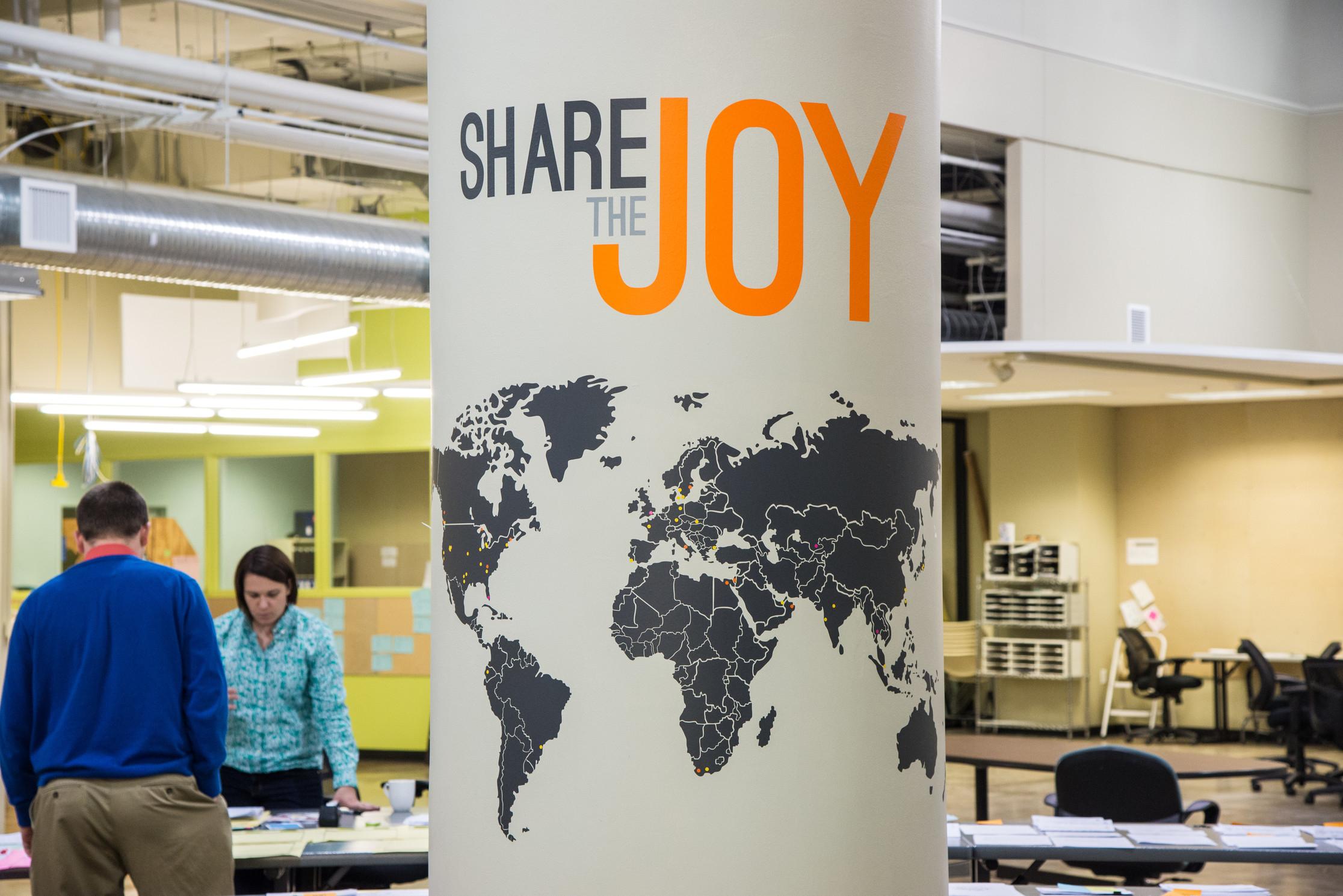 Share the Joy Image